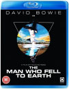 The Man Who Fell To Earth Blu-ray DVD